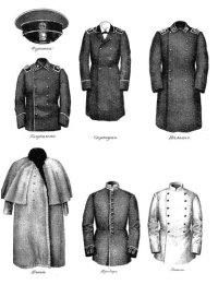 Эскизы форменной одежды