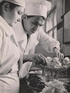 Али Бабиков за работой