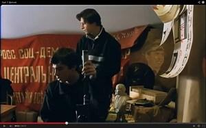 "Кадр из фильма А. Балабанова ""Брат 2"""
