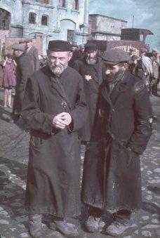 Польские евреи в оккупированной Польше