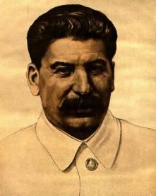 Черно-белая репродукция картины И.И. Бродского