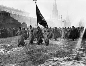 Первый парад РККА