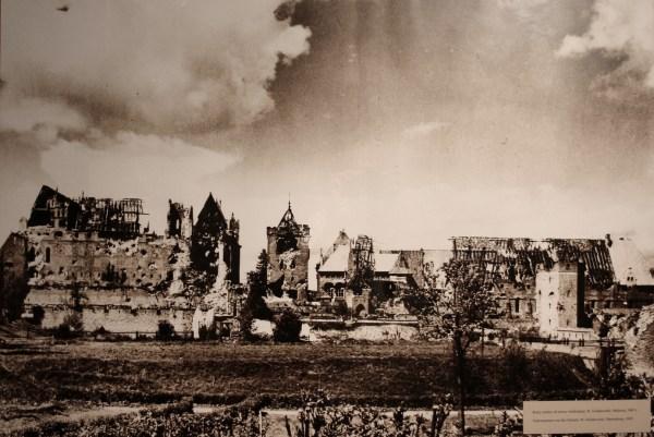 Malbork_Castle_Ruins