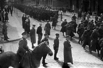 Репатриация пленных немцев