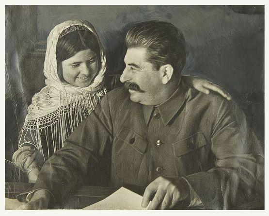 Иосиф Сталин и Мамлякат