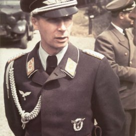 Полковник Николаус фон Белов