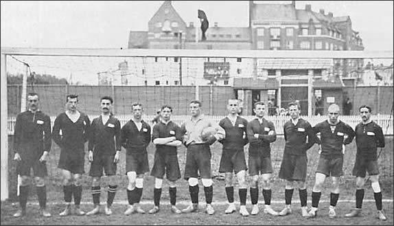 Сборная России по футболу на Олимпиаде 1912 года