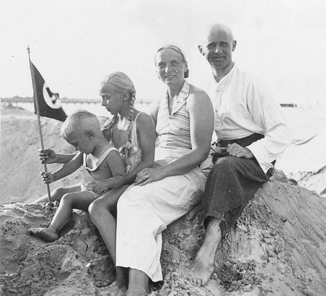 Союз «Kraft durch Freude» позаботился о досуге немцев