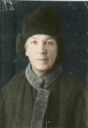 Жена президента в Устьвымлаге