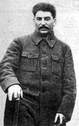 И.В.Сталин в 1929 году