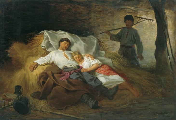 Прелюбодейство - одна из самых древних причин развода на Руси