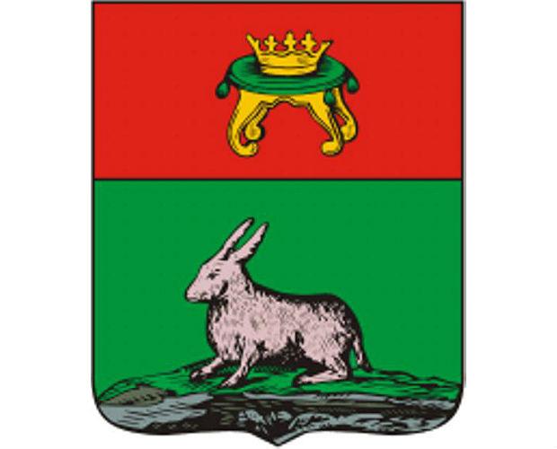 Герб ныне не существующей Корчевы