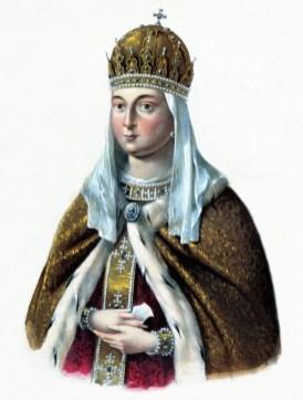 Царевна Ирина Михайловна