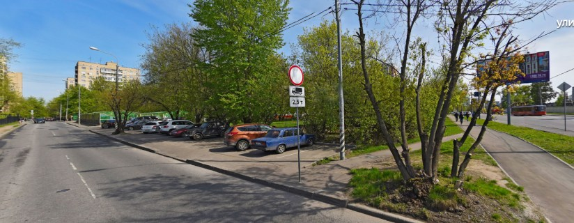 Угол ул.Хромова и Краснобогатырской. На месте этого сквера располагалось холерное кладбище 1830 года.