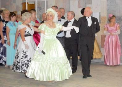 бывшая усадьба князей гагариных, общество исторического танца, карачаровский бал, танцоры