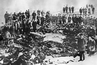жертвы ленского расстрела, 1912 год, фотография расстрела, маленькие истории