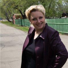 """Татьяна Лянная, журналист, историк, шеф-редактор портала """"Маленькие истории"""""""