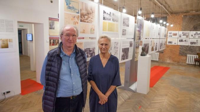 Чрезвычайный и Полномочный Посол Королевства Испании в РФ господин Хосе Игнасио Карбахаль с супругой, госпожой Элизой.