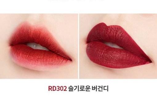 matte chic lip 1 RD302
