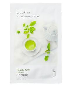 innisfree masque thé vert