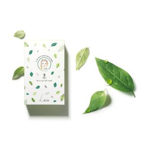 masque aux pétales de thé vert A BY BOM 1