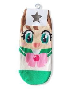 Socquettes Sailor Moon Jupiter
