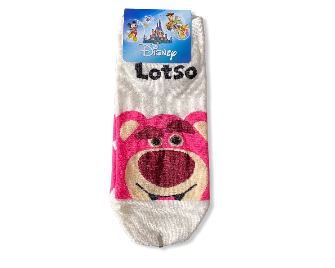 Socquettes Lotso Disney