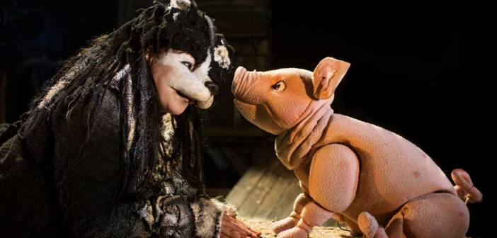 Babe the Sheep-Pig at the West Yorkshire Playhouse this February