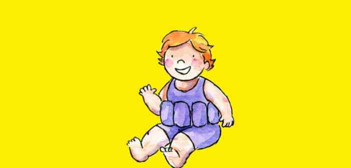 Introducing….Puddle Ducks award-winning baby & toddler swimming classes