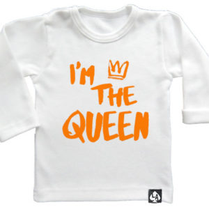 baby tshirt specials im the queen wit
