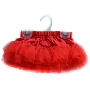baby tutu rood specials kerst