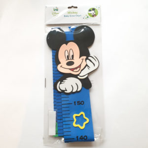 baby accessoires groeicentimeter mickey