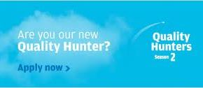 FINNAIR WANTS 7 QUALITY HUNTERS