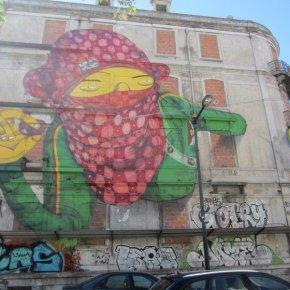 PORTUGAL STREET ART
