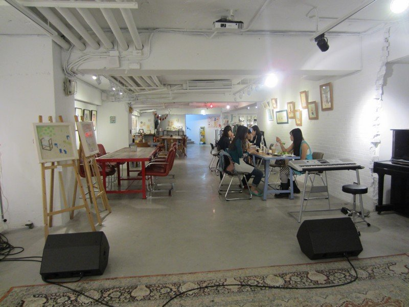 anhe 65 cat cafe taipei 24
