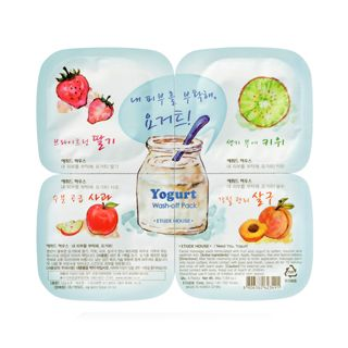 korean cosmetics Etude-House-I-Need-You-Yogurt-Wash-off-Pack