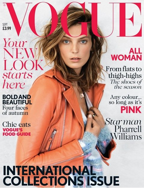 vogue uk september issue 2013 daria