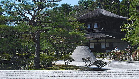 ginkakuji silver pavilion top 10 kyoto