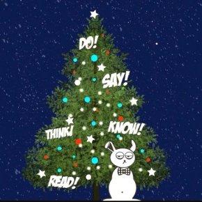 ALTERNATIVE CHRISTMAS TREE BY IEPURELE MIZANTROP
