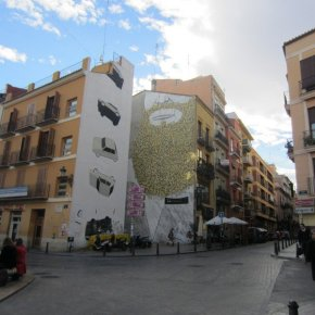 THE ESCIF AND BLU MURALS IN VALENCIA
