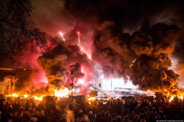 euromaidan fights 4