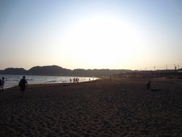 kamakura beach 1