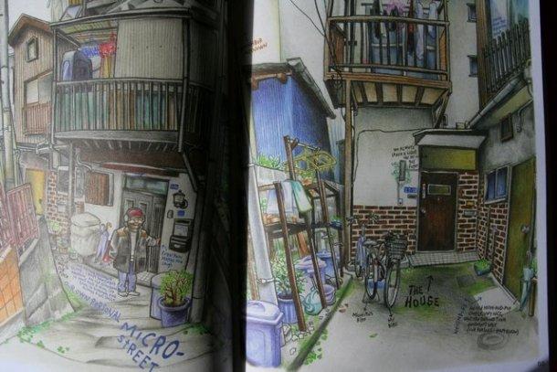 tokyo on foot 4