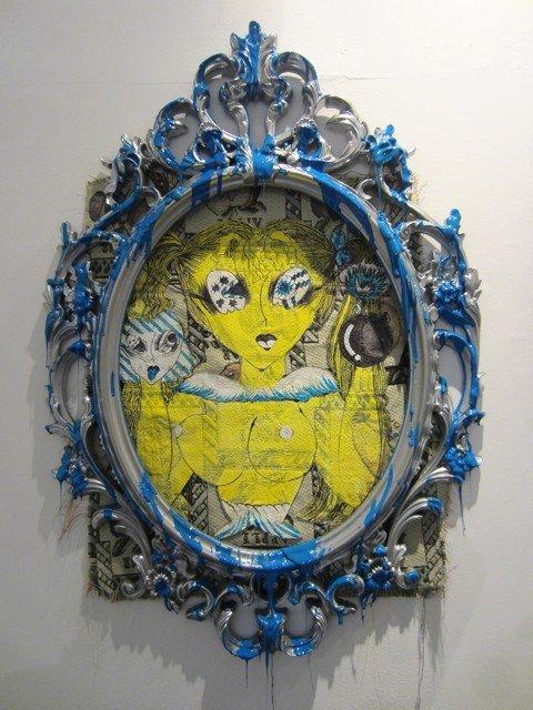 cluster of art galleries in tokyo 6