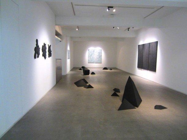 cluster of art galleries in tokyo 7