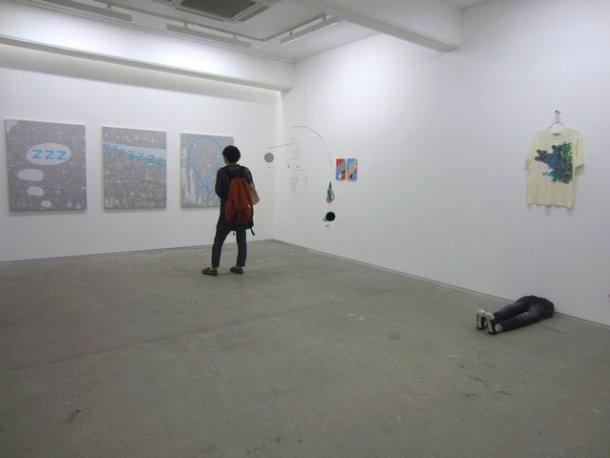 cluster of art galleries in tokyo 8