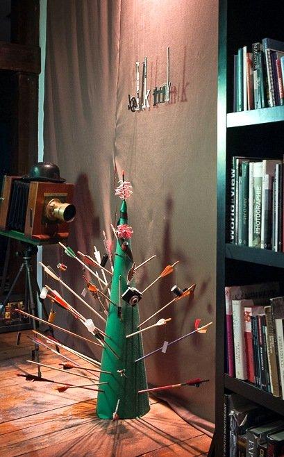alternative christmas tree by allkimik 2