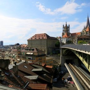 DAY 3 - LAUSANNE