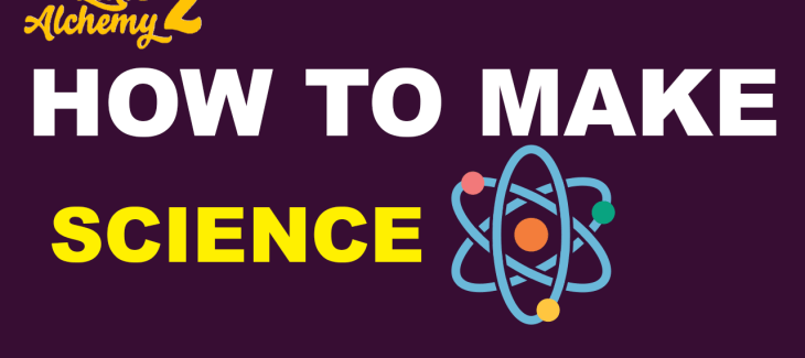 How to Make Science in Little Alchemy 2