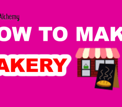How to Make a Bakery in Little Alchemy